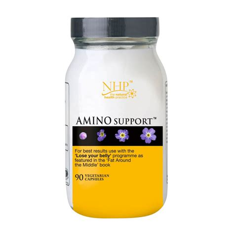 Amino Detox by Nhp Amino Support Diet Detox