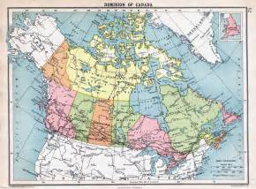 political map of canada large detailed political and administrative map of