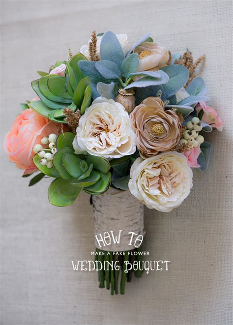 wedding bouquets you can make how to make a flower bridal bouquet