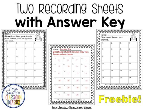 can you use some free mixed division task cards and recording sheets for your math - Can You Use A Smith S Gift Card For Gas