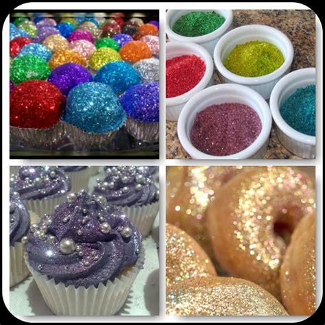 sparkle food how to make edible glitter partysuppliesnow au