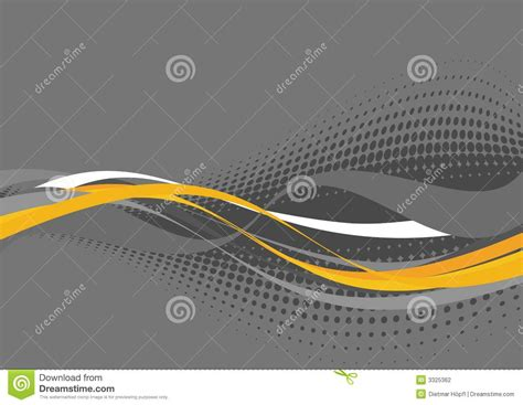 yellow wavy pattern wavy grey white yellow pattern stock vector image 3325362