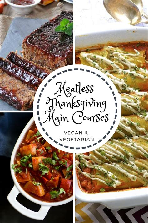 8 Courses For The Thanksgiving by Meatless Thanksgiving Courses Curious Wander
