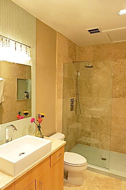 Remodel Bathroom Ideas Boulder Condo Bath Renovation After Photo Contemporary