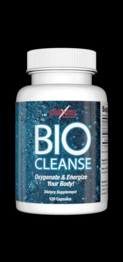 Plexus Detox by The Bio Cleanse Products My Plexus Products