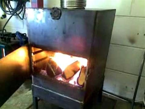 Handmade Wood Stove - wood burning stove log burning stove log burner