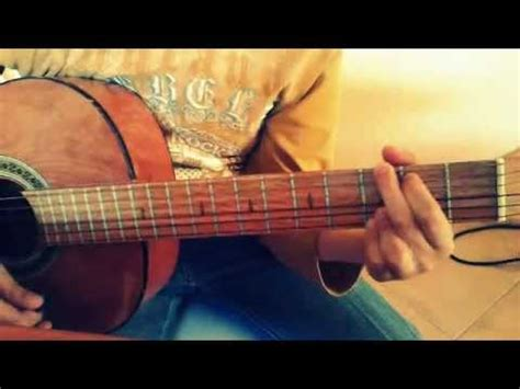 last kiss tutorial youtube como tocar last kiss o el ultimo beso para guitarra youtube