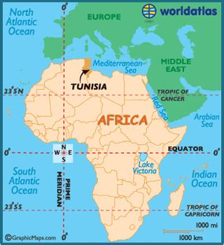where is tunisia in the world map tunisia map geography of tunisia map of tunisia