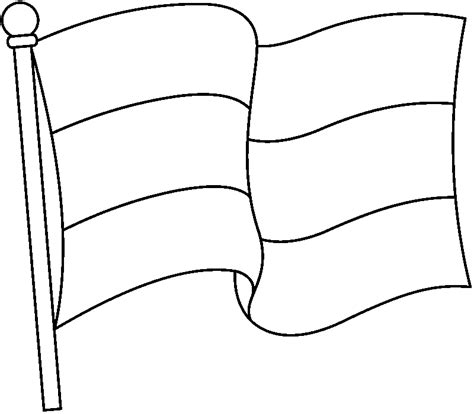 flag white black flag clipart black and white printable flags