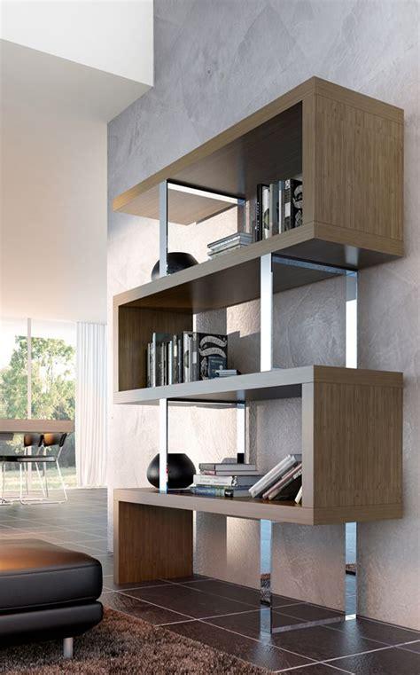 modern  stylish bookcase   room home design