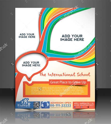 high school brochure template 25 school brochure templates free premium