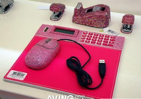 bling desk accessories it or leave it bling desk accessories popsugar tech