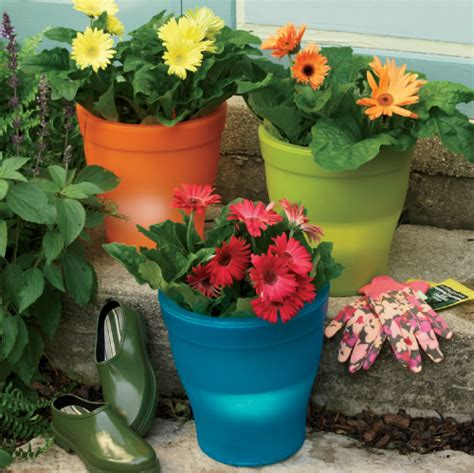 Flower And Pot A Certain And His Sojourn With God Flower Pots And