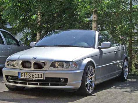 Bmw E46 Tieferlegen Kosten by E46 325 Cabrio 3er Bmw E46 Quot Cabrio Quot Tuning