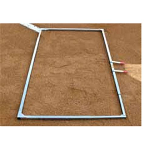 batters box template athletic connection adjustable batter s box template