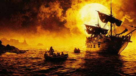 wallpaper hd black pearl pirates of the caribbean the curse of the black pearl