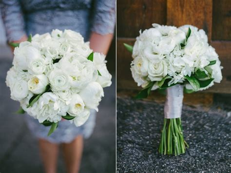 Wedding Bouquets Hydrangea And Peonies   Bouquet Idea