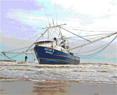 shrimp boats for sale in mexico tropical storm hermine shrimp boats washed on south padre