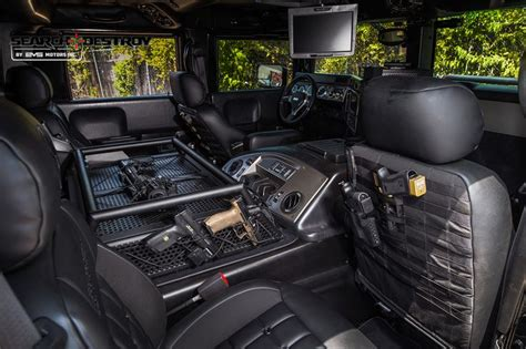tactical jeep interior hummer h1 tactical search destroy tier 1 for sale evs