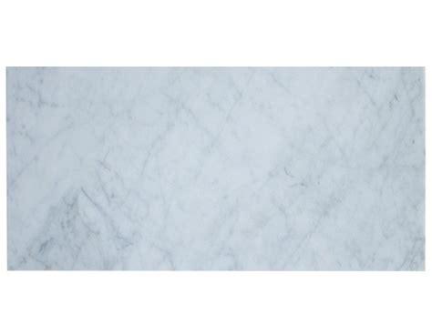 arabescato white carrara marble honed 12x24 floor and wall