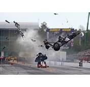 Drag Racer Larry Dixon Walks Away From Horrifying Crash  For The Win
