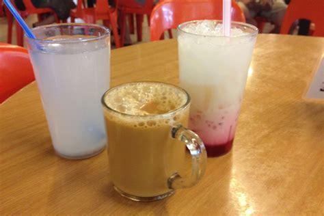 malaysian drinks special  weird  wonderful