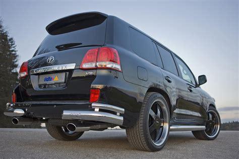 Toyota Tuning Companies Delta4x4 Toyota Land Cruiser V8 Car Tuning