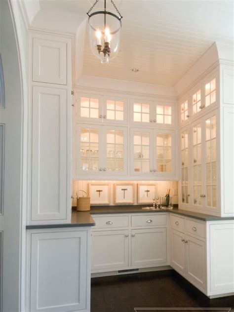 height pantry cabinet fabulous u shaped butlers pantry with ceiling height white cabinetry and granite countertops