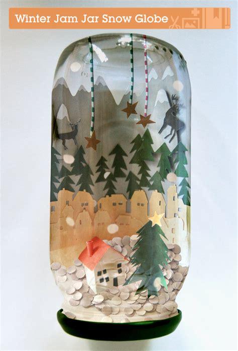 Lighted Mason Jars by 31 Wonderful Diy Christmas Decorations