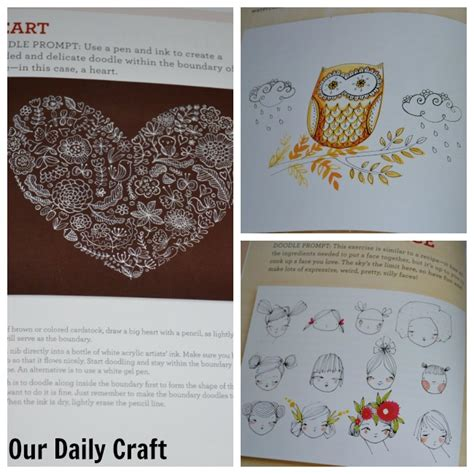 doodle craft craft a doodle book review creativity boosts our daily