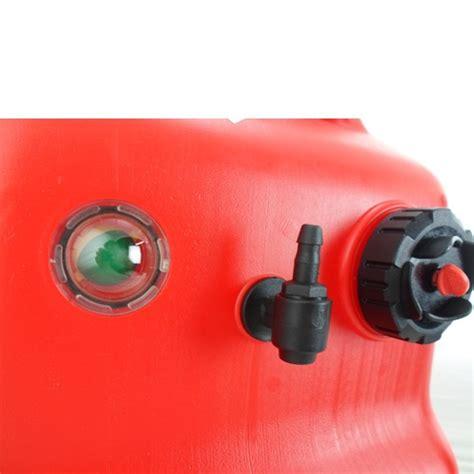 buitenboordmotor brandstof brandstoftank buitenboormotor 22 liter met tankmeter