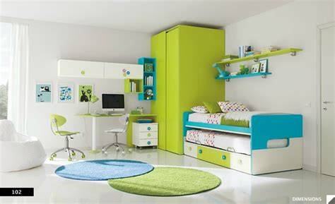 kids bedroom in bright colors home interior design bedroom for child archives luxury and elegant home