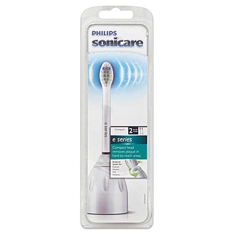 bed bath and beyond sonicare philips sonicare 174 elite 174 replacement compact brush heads