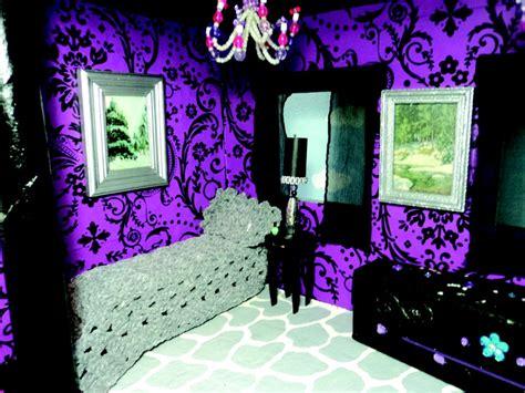 monster high themed bedroom pin by gitte vesterholm on monster high pinterest