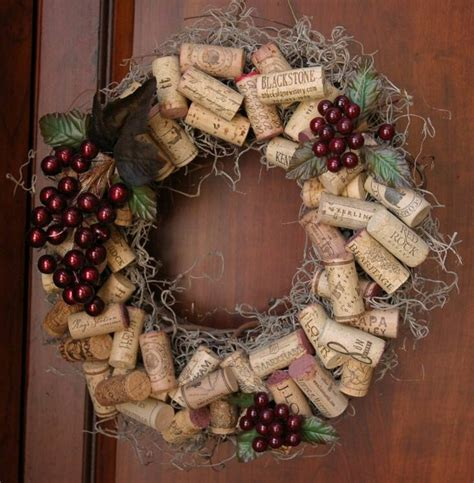 recycled wine corks picmia