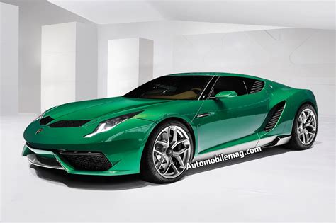 The New by Here S What The New Lamborghini Miura Should Look Like