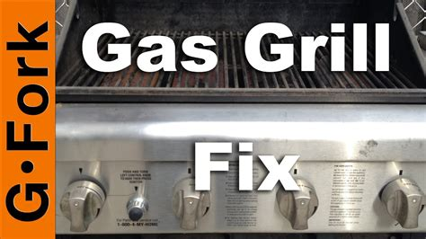 weber gas grill won t light gas grill repair grill wont light or stay lit