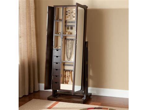 floor mirror armoire armoire fascinating mirror and jewelry armoire ideas