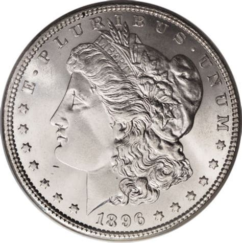 how much is a 1886 silver dollar worth 1896 silver dollar coin value
