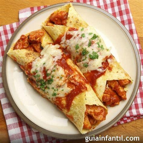 cocina tex mex recetas enchiladas de pollo receta mexicana
