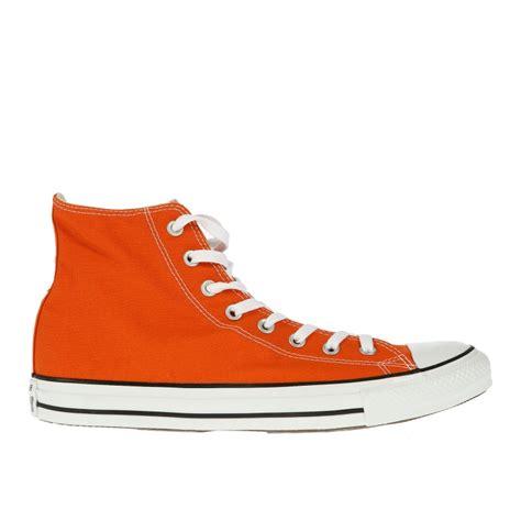 orange sneakers converse sneakers orange sneaker threedifferent