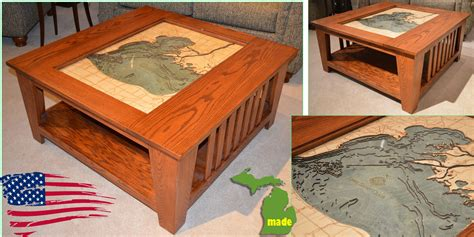 Bedroom Ottomans Michigan Lake St Clair Coffee Table Jasen S Fine