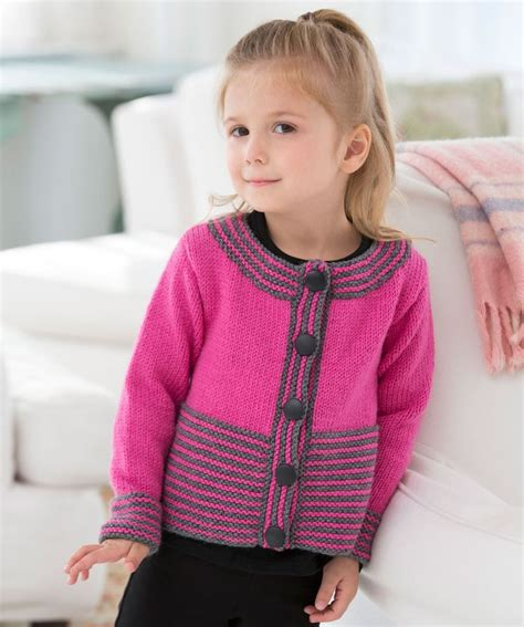 knitting pattern 2 year old cardigan 686 best knitting sweaters for little girls images on