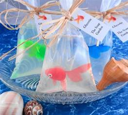 Fish Favors by Colorful Fish Birthday Ideas