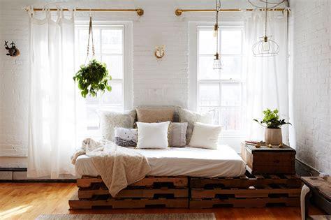 Een loft in New York vol inspiratie voor DIY's   Roomed
