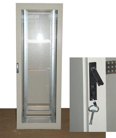 Schrank 80 Tief by 19 Quot 49cm 42he Rack Netzwerkschrank Rittal Mit Glasst 220 R Mit