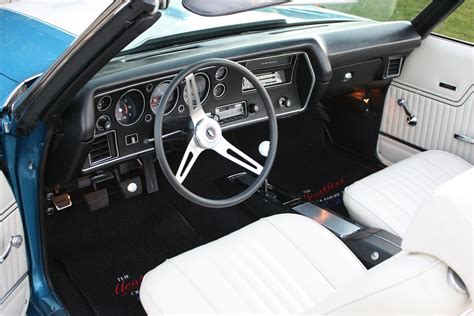 1972 Chevelle Interior by 1972 Chevrolet Chevelle Ss Convertible 82165