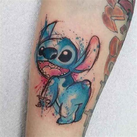 tattoo new school disney best 25 stitch tattoo ideas on pinterest disney tattoos