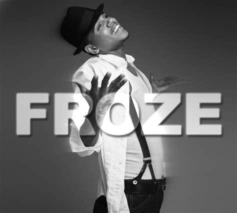chris brown froze mp chris brown froze
