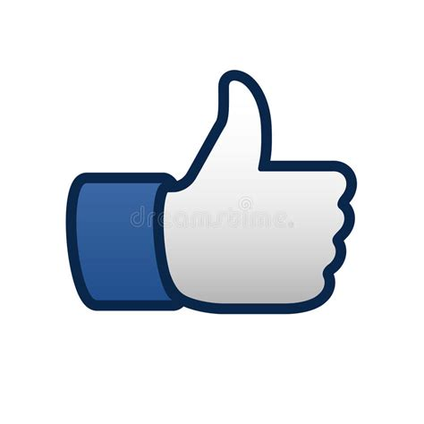 best thumbs best like thumbs up symbol icon editorial stock photo